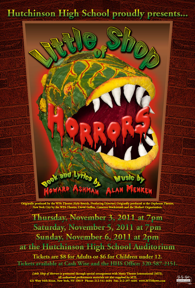 HHS Little Shop of Horrors 2011